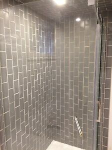 Why not hire the little guy? Tiling