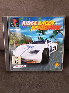 Ridge racer ps1 game Lalor Park Blacktown Area Preview