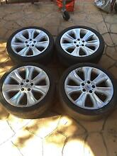 * FORD FALCON WHEELS * FG 18' Inch Greystanes Parramatta Area Preview