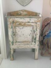 Antique Meat Locker Cabinet Furniture Old Retro Cafe Restaurant Southport Gold Coast City Preview