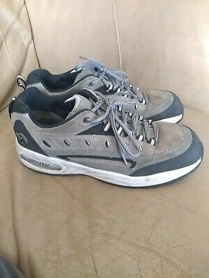 CONVERSE Safety Toe Work Shoes ASTM  Mens SZ 11M black/gray Mens Converse Work Shoes