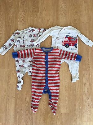 21 Items of 3-6 month baby boy bundle Clothes. Next, Mothercare And Others.