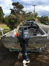 Aluminium Dinghy Dodges Ferry Sorell Area Preview