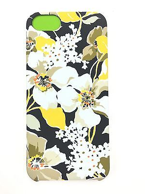 Vera Protector - Genuine Vera Bradley Phone Case for iPhone 5/ 5s/ SE Touch ID Screen Protector