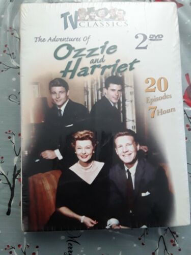 Ozzie And Harriet Old Classic Tv With 20 Episode In Dvds Movies Dvd Hd Dvd Blu Ray Ebay For Blanja