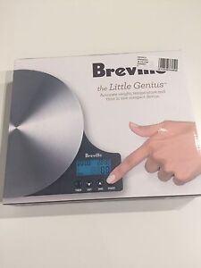 Breville little genius kitchen scales Ryde Ryde Area Preview