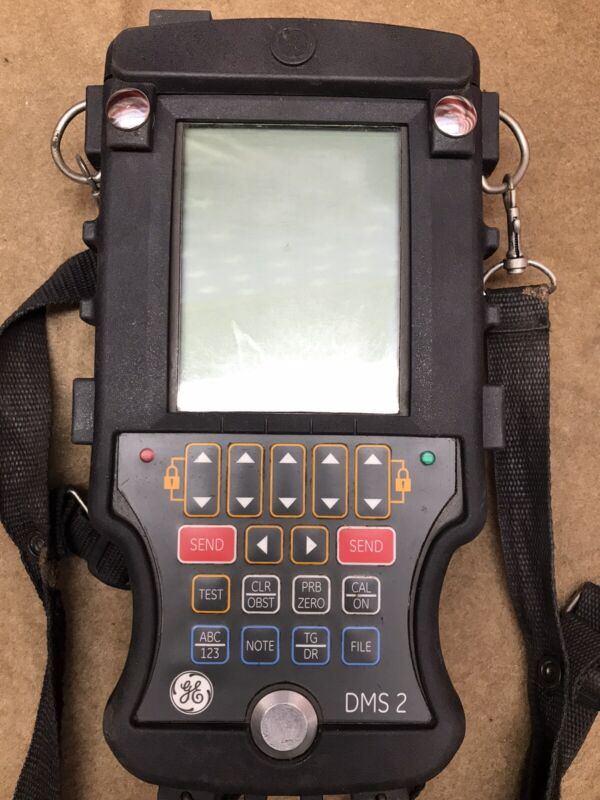 Ge Ultrasonic Thickness Guage Dms 2 With Transducers