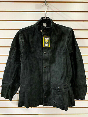 Tillman Black Leather Welding Jacketparttil3281-l