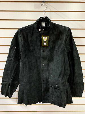 Tillman Black Leather Welding Jacketparttil3281-2x