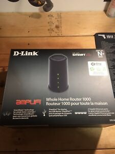 D-Link Wireless home Router 1000