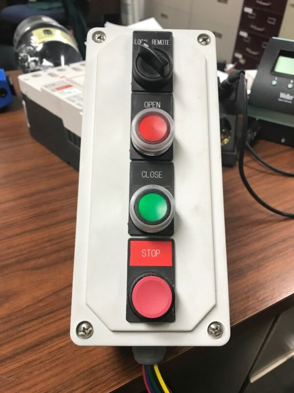 Flowserve CSW Remote Actuator Control 4, 4x 24v