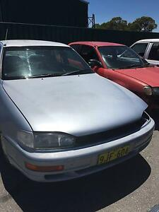 Wrecking 1996Toyota Camry 2937 East Rockingham Rockingham Area Preview