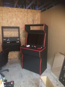 Arcade full size 2 player 30,000 games