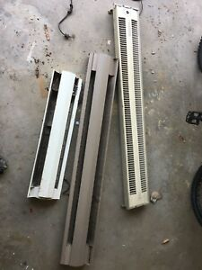 3 heaters, for camp / garage / shed