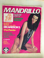 Rivista Erotica Il Mandrillo N° 8 Con Manifesto Di Florinda Bolkan Ed. Edi.roma -  - ebay.it