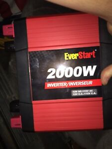 2000 watt power inverter brand new never used