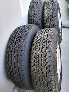 Rims and Tyres - Bridgestone Dueler Brisbane City Brisbane North West Preview