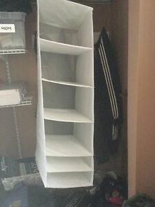 IKEA fold a shelf