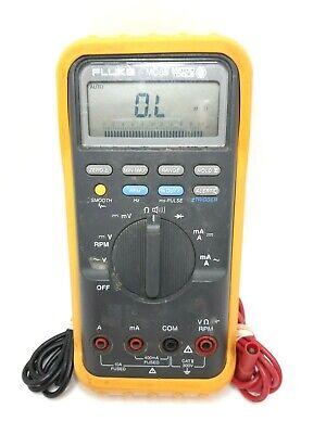 Fluke Md88 Digital Multimeter Voltage Meter Matco 88