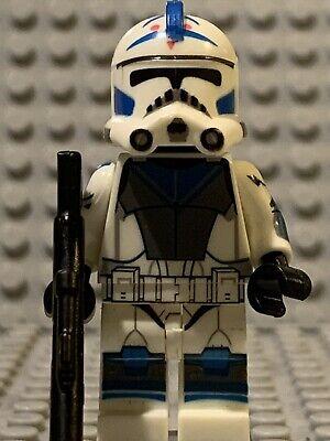 lego star wars 501st Arc Trooper Fives clone trooper Custom Minifigure