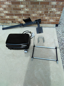 RV BBQ Brand new with bumper mount