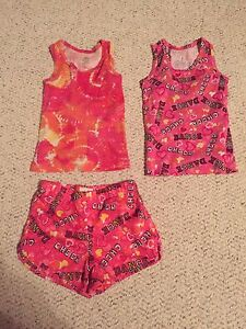 Girls summer outfits size 5/6