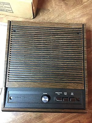 "*NEW* Nutone IS-308D Indoor 8"" Intercom Speaker IM3003 IMA3003 Walnut Woodgrain"