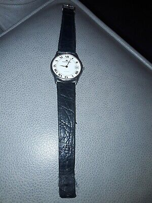 Vin1980's Thin Slim Stainless Steel Jaeger le Coultre Automatic - 5001.42 - 34m