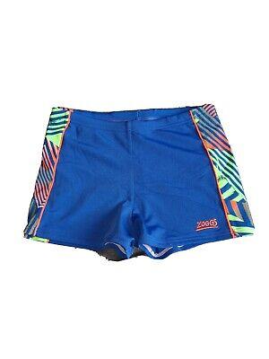 Royal Blue Ex UK Chainstore Mens Swimming Trunks Shorts Swimwear Summer Beach