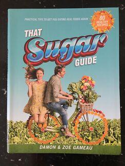 That Sugar Guide cookbook Damon and Zoe Gameau