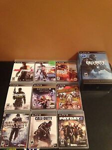 Assorted PS3 games for cheap