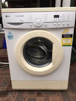 7 Kg LG Front Loader Intellowasher South Perth South Perth Area Preview