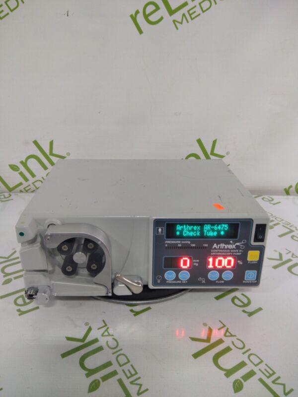 Arthrex Continuous Wave 3 Arthroscopy Pump