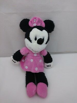 Minnie Mouse Best Buddy Pink Black White Disney Gund 320336 Plush 15