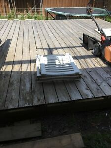 Free lawn bed