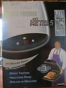 Russell Hobbs with George Foreman[TM] Family size Grill Ocean Grove Outer Geelong Preview