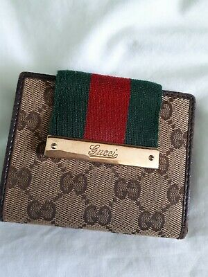Gucci Vintage genuine Purse