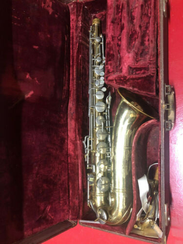 Conn tenor sax Naked Lady