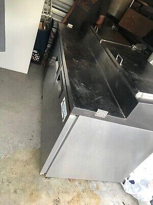 Avantico Refrigerated 2 Door Prep Table 71