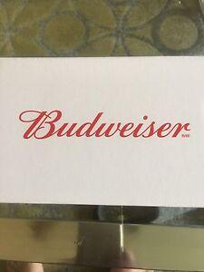 Budweiser écouteur Bluetooth