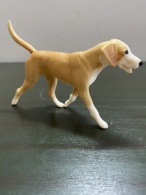 Breyer Horses Dog Tan English Foxhound #1807 from Protocol Animal Gift Set