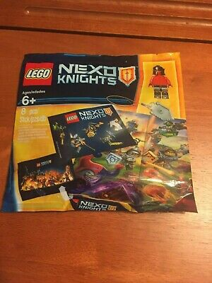 LEGO NEXO KNIGHTS INTRO STARTER PACK  5004388 NEW 8 PIECES