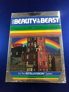 Beauty & the Beast for Intellivision NIB