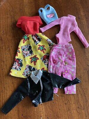 Barbie Doll clothes lot/1980's?