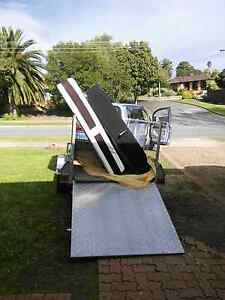 Beds delivery for a price hiring a trailer from $35.00 to $50.00 Windsor Gardens Port Adelaide Area Preview