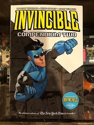 INVINCIBLE COMPENDIUM TP VOLUME 2 DAMAGED / PRIME CARTOON 48-96