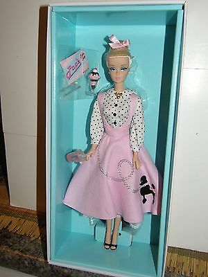"""Barbie  Soda Shop     2015 limited collector """"gold-label"""" Doll"""