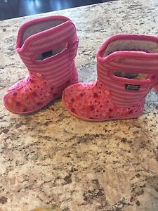 Bogs- Toddler size 5