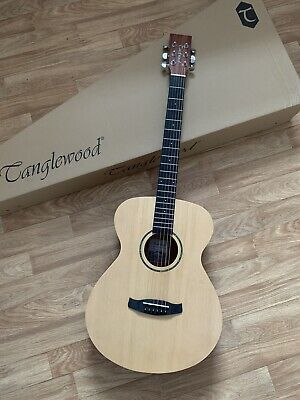 Left Hand Handed RRP £179 Folk orchestra Auditorium Style Acoustic Guitar