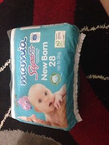 New born nappies Riverview Ipswich City Preview